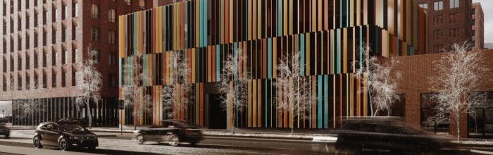 Согласован дизайн-проект детского сада на 120 мест в Южном округе столицы, сообщил главный архитектор Москвы Сергей Кузнецов. Учреждение образования появит...