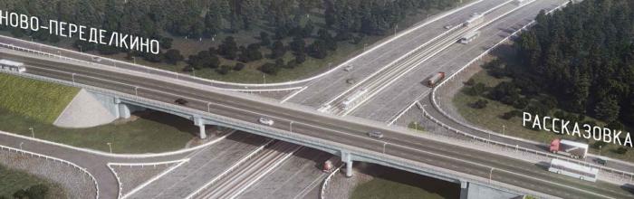 Специалисты приступили к монтажу инженерных систем обеспечения жизнедеятельности в тоннеле под Киевским шоссе по направлению движения в сторону Боровского ...