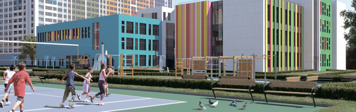 Два учреждения дошкольного образования в районе Новые Ватутинки Десёновского поселения введут в эксплуатацию уже в 2022 году, один детский сад рассчитан на...