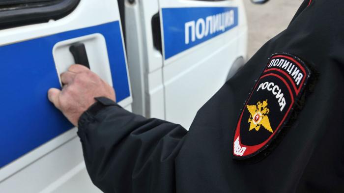 Двое учащихся колледжа доставлены в полицию после сообщения о стрельбе в Петербурге, у одного изъят охолощенный пистолет, сообщает пресс-служба ГУ МВД по Пет...