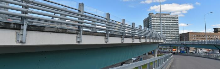 Проектирование путепровода по прямому ходу шоссе Энтузиастов на пересечении со Свободным проспектом и Большим Купавенским проездом на востоке столицы пла...