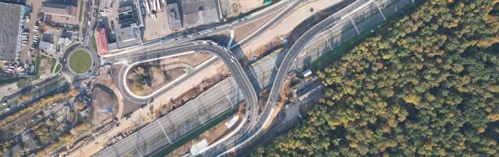 Департамент строительства перевыполнил годовой план по возведению транспортных сооружений (мостов, тоннелей, эстакад) на дорожных объектах столицы, сообщил ...
